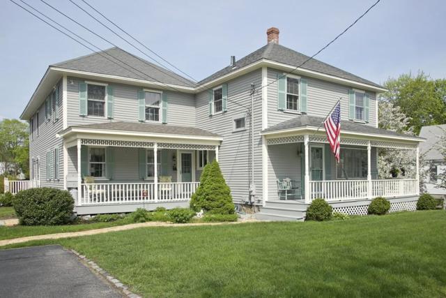 21 Maple Street, Hingham, MA 02043 (MLS #72323992) :: Welchman Real Estate Group | Keller Williams Luxury International Division