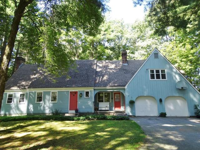 19 Nash Street, Westborough, MA 01581 (MLS #72324351) :: Hergenrother Realty Group
