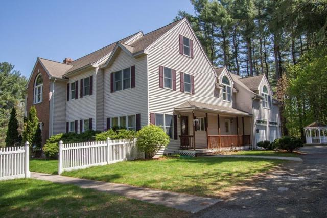 650 Woburn St., Wilmington, MA 01887 (MLS #72324538) :: Exit Realty
