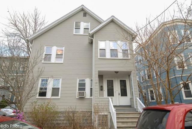 6 Magnolia St #2, Arlington, MA 02474 (MLS #72324540) :: ALANTE Real Estate