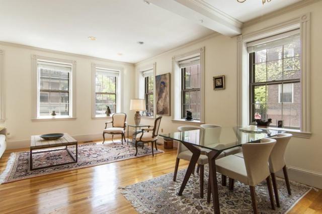 61 Revere St #2, Boston, MA 02114 (MLS #72324675) :: ALANTE Real Estate