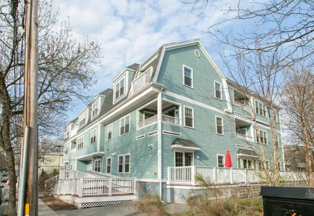 135 Willow Ave #1, Somerville, MA 02144 (MLS #72324772) :: The Goss Team at RE/MAX Properties