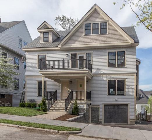 31 Summit Ave #1, Brookline, MA 02445 (MLS #72325010) :: Goodrich Residential