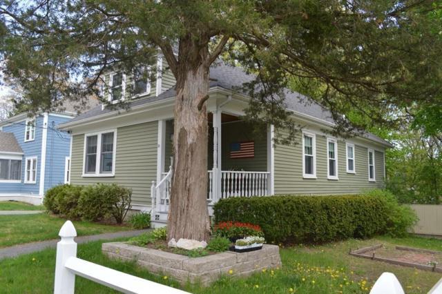 21 Thornell Ave, Walpole, MA 02032 (MLS #72325080) :: Vanguard Realty