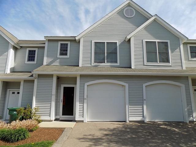 140 Commonwealth Ave #35, North Attleboro, MA 02763 (MLS #72325194) :: ALANTE Real Estate