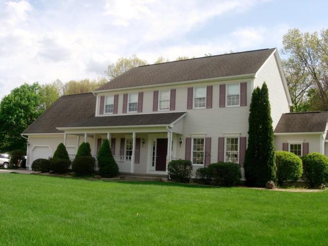 106 Devon Ter, Westfield, MA 01085 (MLS #72325576) :: Goodrich Residential