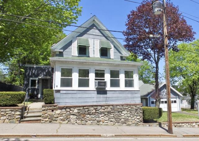 88 Shawmut Street, Weymouth, MA 02189 (MLS #72325622) :: Goodrich Residential