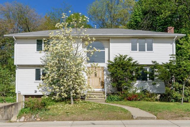 194 Dedham St, Newton, MA 02461 (MLS #72325863) :: Westcott Properties