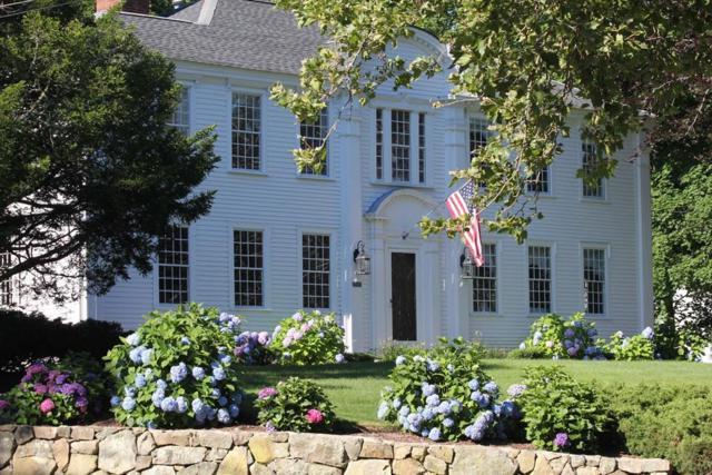 9 East Bay Road, Barnstable, MA 02655 (MLS #72326042) :: ALANTE Real Estate