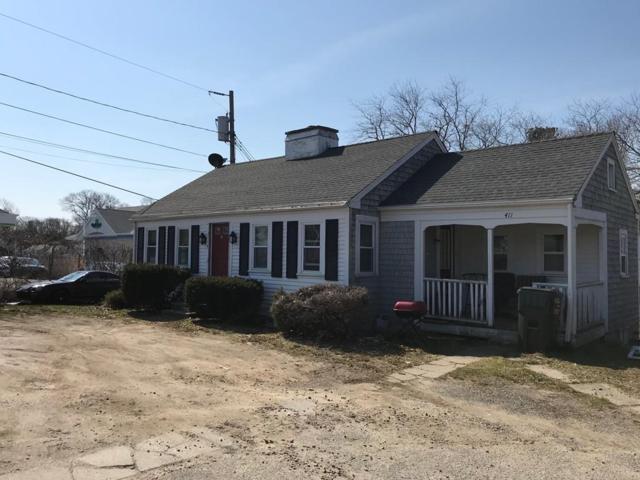 411 W Main St, Barnstable, MA 02601 (MLS #72326330) :: ALANTE Real Estate
