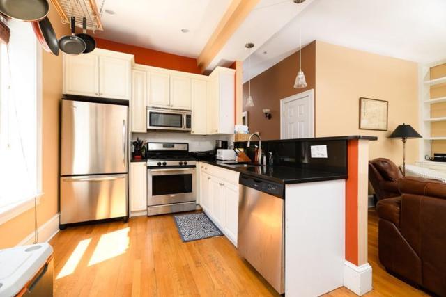 177 Endicott Street #2, Boston, MA 02113 (MLS #72326835) :: ALANTE Real Estate