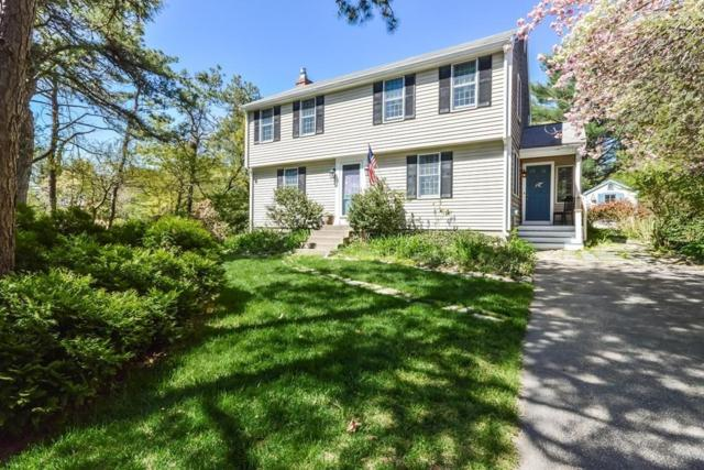 33 Miller Drive, Plymouth, MA 02360 (MLS #72326914) :: ALANTE Real Estate