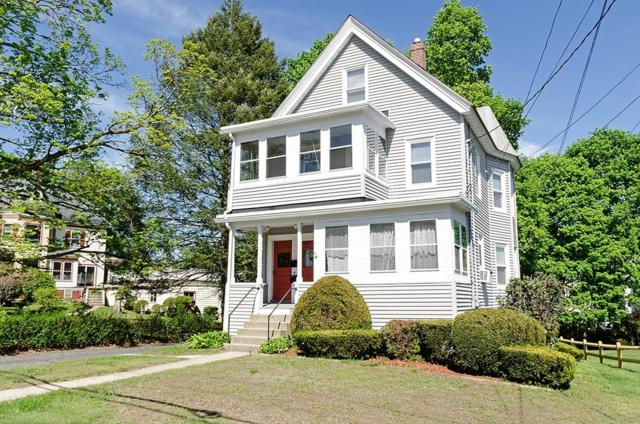 1 Oneil St, Hudson, MA 01749 (MLS #72326999) :: The Home Negotiators