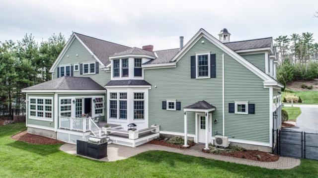 56 Tanglewood Drive, Nashua, NH 03062 (MLS #72327308) :: Goodrich Residential