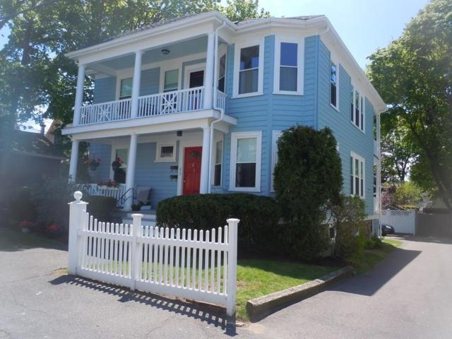 8 Mapledale Place, Swampscott, MA 01907 (MLS #72327322) :: Mission Realty Advisors