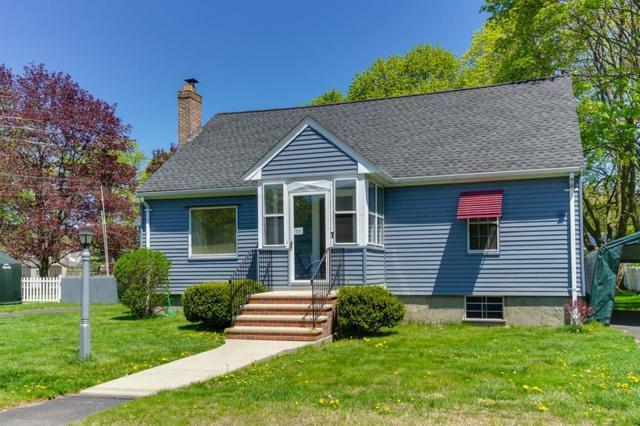 7 Crawford Rd, Burlington, MA 01803 (MLS #72327468) :: Exit Realty