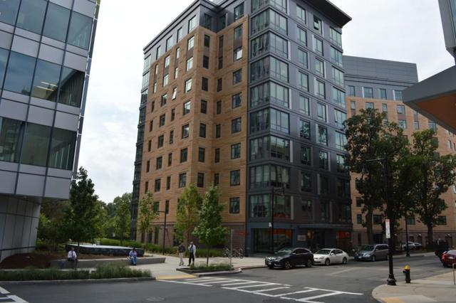 80 Fenwood #809, Boston, MA 02115 (MLS #72327532) :: Goodrich Residential