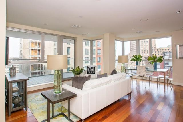 99-105 Broad Street 8C, Boston, MA 02110 (MLS #72327953) :: Welchman Real Estate Group | Keller Williams Luxury International Division