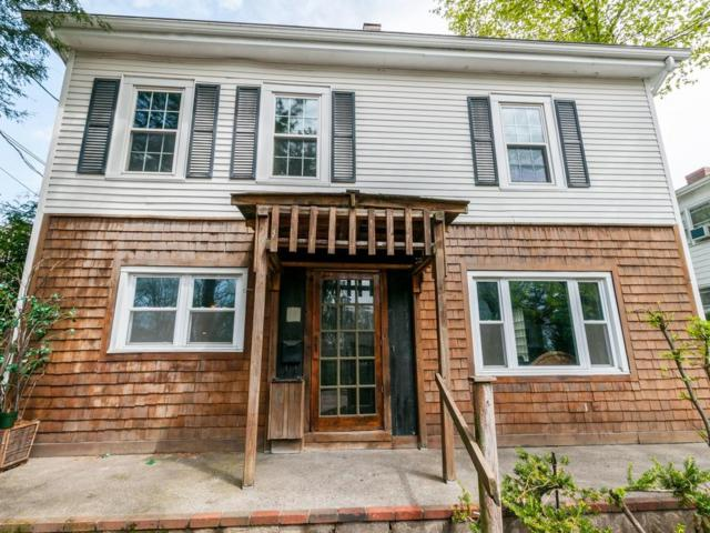 306 Langley Rd, Newton, MA 02459 (MLS #72328155) :: Welchman Real Estate Group | Keller Williams Luxury International Division