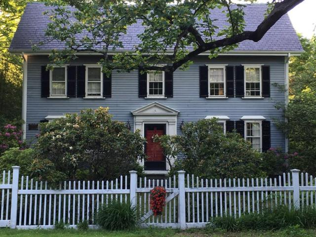 1631 Canton Ave, Milton, MA 02186 (MLS #72328206) :: ALANTE Real Estate