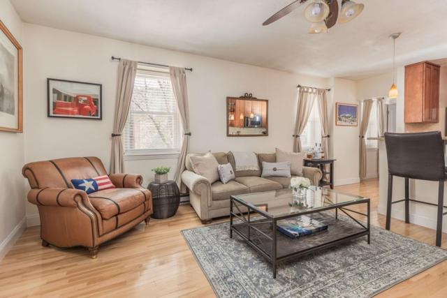 32 Fleet Street #1, Boston, MA 02113 (MLS #72328281) :: ALANTE Real Estate