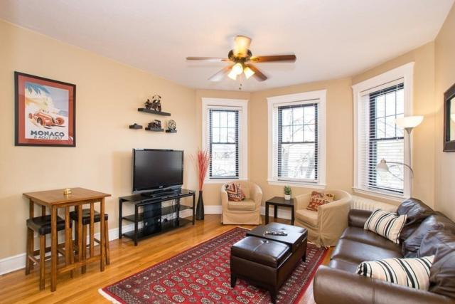 1560 Commonwealth #6, Boston, MA 02135 (MLS #72328437) :: Exit Realty