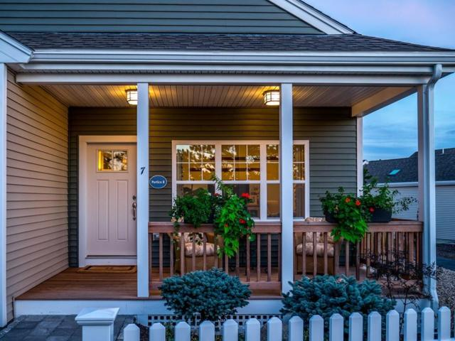 22 Hatherly Rise #22, Plymouth, MA 02360 (MLS #72328452) :: ALANTE Real Estate