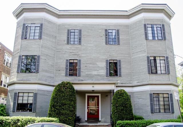 15 Ellery #11, Cambridge, MA 02138 (MLS #72328532) :: Goodrich Residential