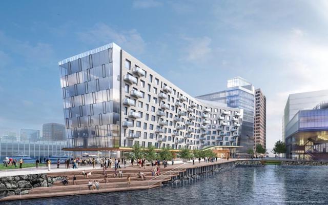 300 Pier 4 Blvd 8B, Boston, MA 02210 (MLS #72328552) :: Goodrich Residential