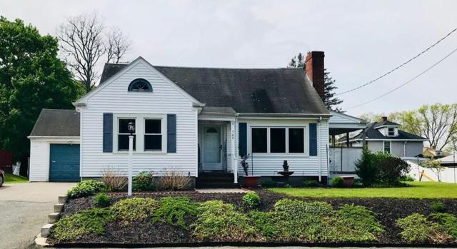 145 State Road, Dartmouth, MA 02747 (MLS #72328555) :: Cobblestone Realty LLC