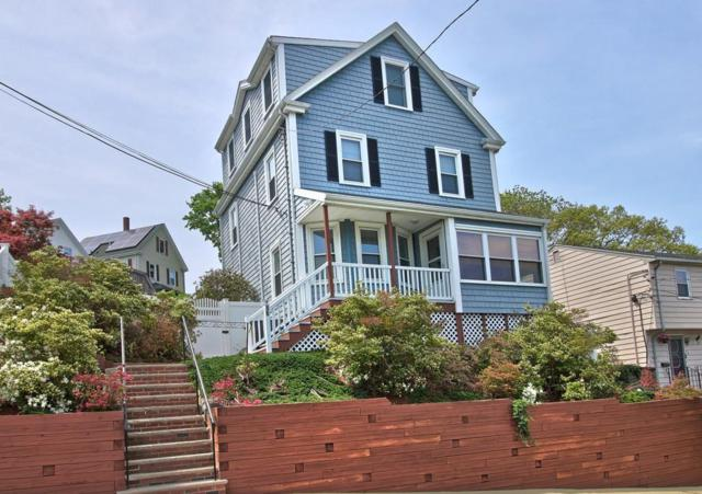 16 Beryl Street, Boston, MA 02131 (MLS #72328654) :: ALANTE Real Estate