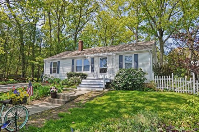 91 Bergeron Street, Seekonk, MA 02771 (MLS #72328679) :: ALANTE Real Estate