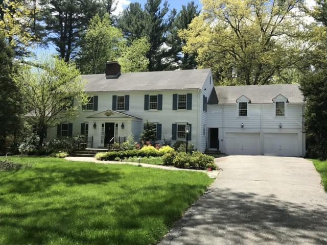 44 Ridge Hill Farm Rd, Wellesley, MA 02482 (MLS #72328683) :: The Gillach Group