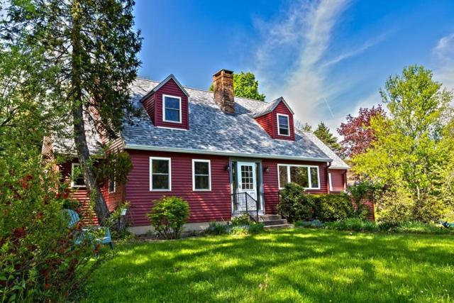 72 Chapel Rd, Amherst, MA 01002 (MLS #72328704) :: Local Property Shop