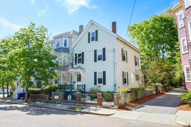 10 Rice Street, Brookline, MA 02445 (MLS #72328707) :: Vanguard Realty