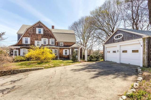 4 High Street, Hingham, MA 02043 (MLS #72328720) :: ALANTE Real Estate