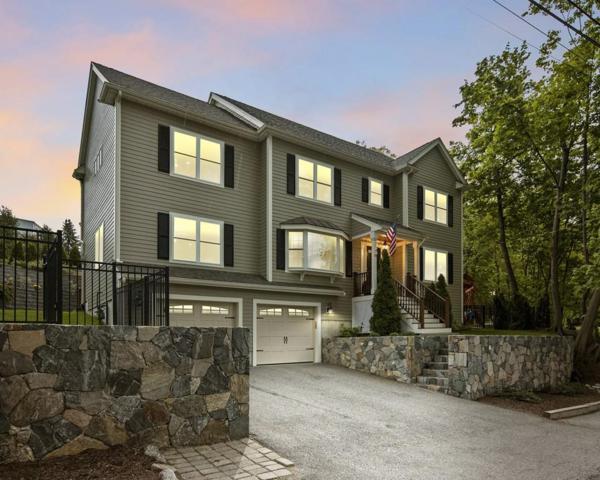 40 Constance Rd, Boston, MA 02132 (MLS #72328733) :: Vanguard Realty