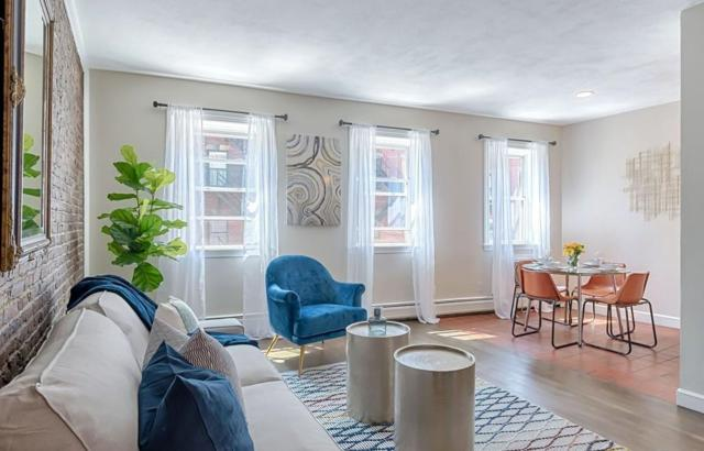 250 North St #3, Boston, MA 02113 (MLS #72328830) :: ALANTE Real Estate