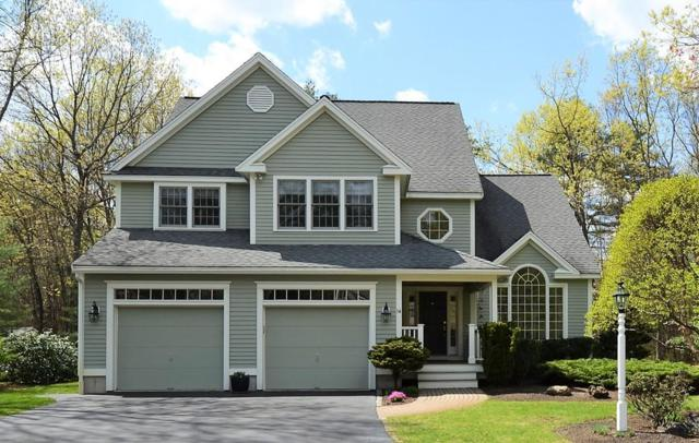 14 Woodpecker Court, Stow, MA 01775 (MLS #72328909) :: The Home Negotiators