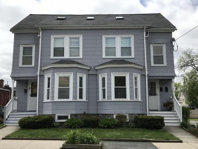 91 Cherry St #1, Waltham, MA 02453 (MLS #72328934) :: Vanguard Realty