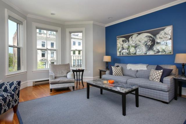 12 Hereford #4, Boston, MA 02115 (MLS #72329035) :: The Gillach Group