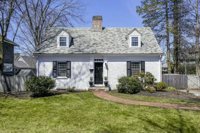 373 Worcester St, Wellesley, MA 02481 (MLS #72329099) :: The Gillach Group