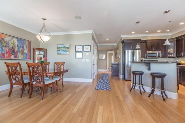 25 Mount Vernon St #4, Boston, MA 02125 (MLS #72329112) :: Welchman Real Estate Group | Keller Williams Luxury International Division