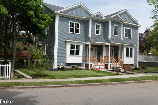3 Saco Street #3, Newton, MA 02464 (MLS #72329114) :: Vanguard Realty