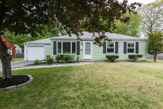 30 Dana Rd, Weymouth, MA 02188 (MLS #72329270) :: ALANTE Real Estate