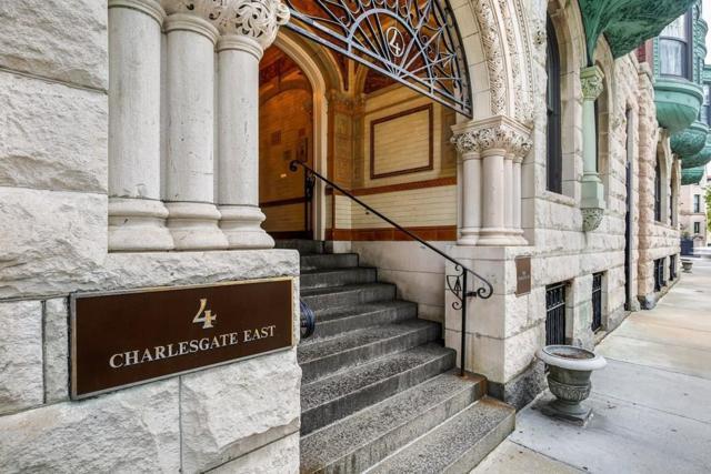4 Charlesgate E #704, Boston, MA 02215 (MLS #72329379) :: The Gillach Group