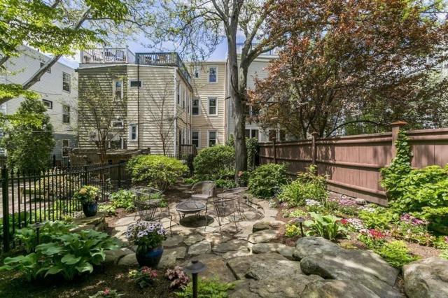 40 Monument Avenue, Boston, MA 02129 (MLS #72329400) :: Charlesgate Realty Group