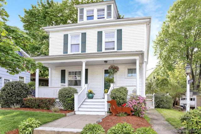 43 Colby St, Haverhill, MA 01835 (MLS #72329409) :: ALANTE Real Estate