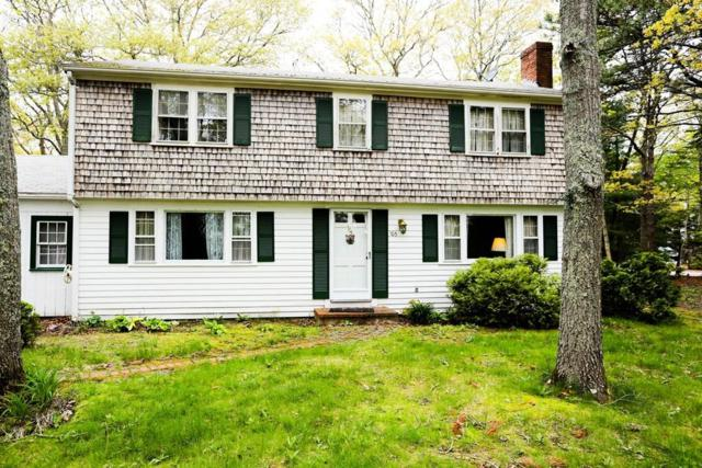 105 Old Strawberry Hill Rd, Barnstable, MA 02601 (MLS #72329421) :: ALANTE Real Estate