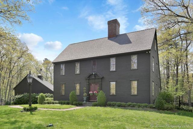 11 Partridge Ln, Boxford, MA 01921 (MLS #72329464) :: ALANTE Real Estate